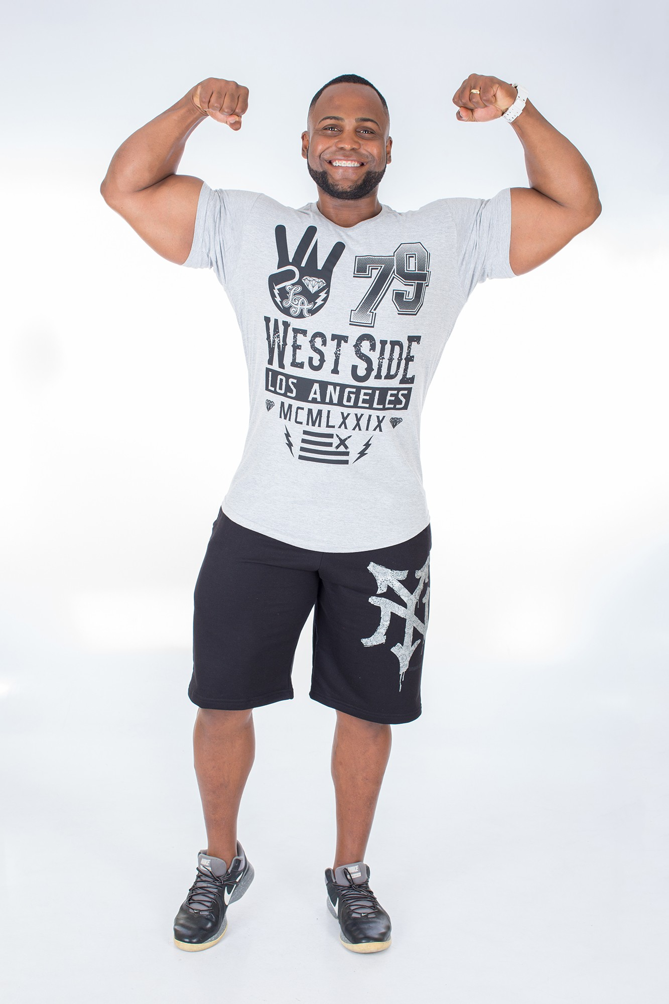 Camisa Long Império Fitness West Side