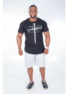 Camisa Long Império Fitness Silver Cross